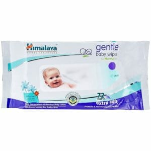 Himalaya Baby Wipes 72's pcs-0