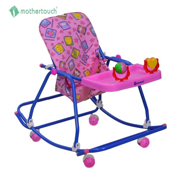 3 in 1 Walker DX-Pink-0