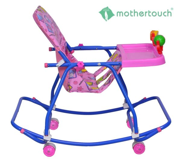 3 in 1 Walker DX-Pink-805