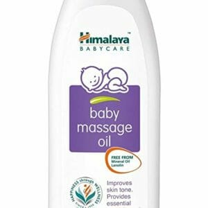 Himalaya Herbal massage Oil 200 ml-0