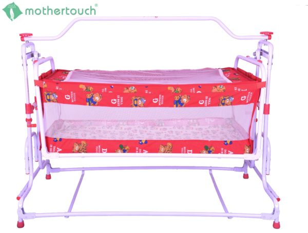 Compact Cradle - Red-820