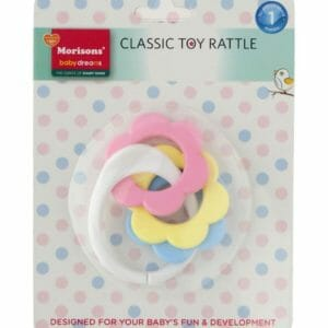 Classic Toy rattle Flower-0
