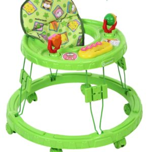 Chikoo Round Walker DX Green-0