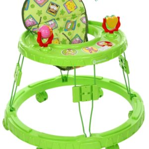Chikoo Round Walker-Green-0