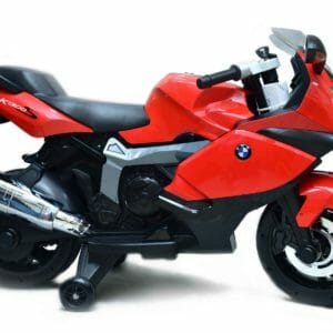 BMW Officially Licensed Version K1300 12V Rechargeable Battery Operated Ride-On Bikes for Kids (2 to 4 ) Years-0
