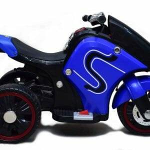 Ferrari Bike - Blue-0