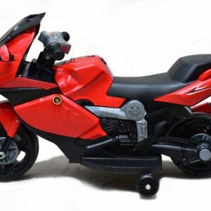 Mini Lamborghini Superbike Rechargeable Battery Operated Bike Ride-on for Kids(1.5 to 3Yrs ), Red-0