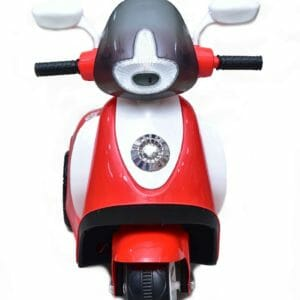 Activa - Red Scooter -0