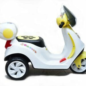 Activa -Yellow Scooter -0