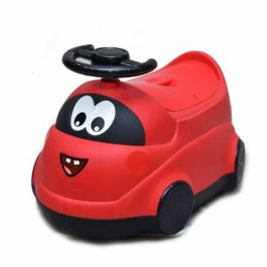 Potty Seat - Red-0
