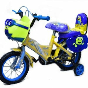 Minion Bicycle -0