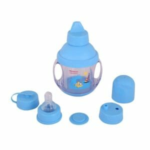 5 in 1 Sipper 225 ml blue-0