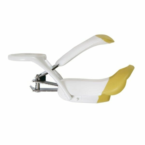 JLM MBD Baby Nail Clipper With Magnifier -Yellow-1524