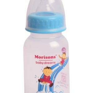 Designer Pp Feeding Bottle 125 ml blue-0