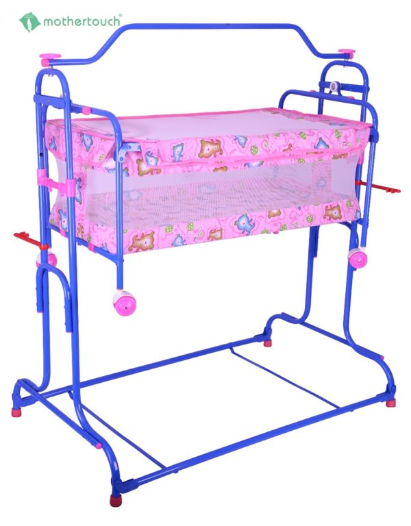 Mothertouch high compact cradle-Pink-1742