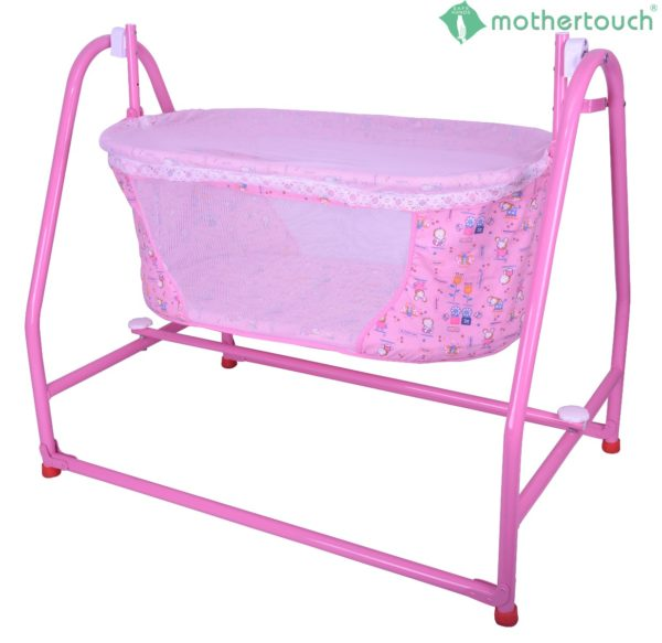 Mothertouch Nest Cradle Pink-0