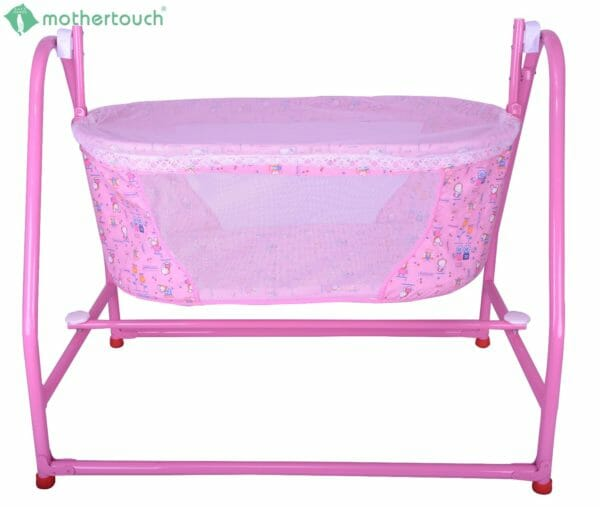 Mothertouch Nest Cradle Pink-1768