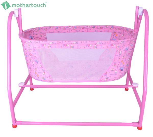 Mothertouch Nest Cradle Pink-1769