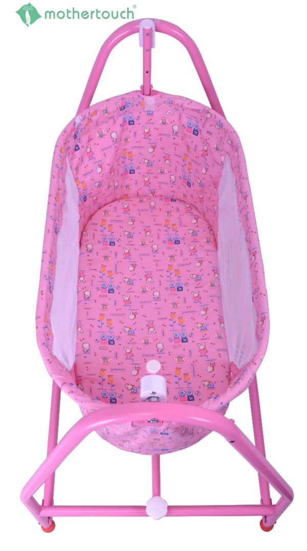 Mothertouch Nest Cradle Pink-1771