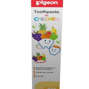 Pigeon Children Toothpaste Grapes 45 gm-0