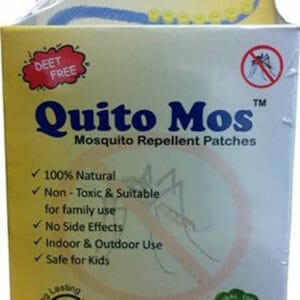 Quito Mos Mosquito Repellent 20 pcs-0