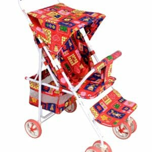 Mothertouch Avon Pram Red-0