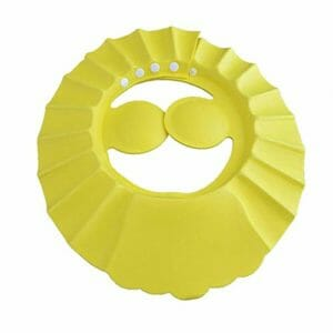 Baby Bath Shower Cap With Ear Shield - Y-0