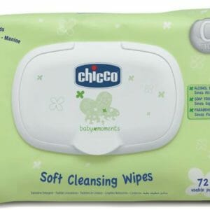 Chicco wipes Fliptop 72Pcs-0