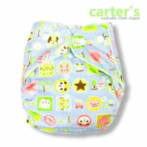 Carters Adjustable Diapers Printed-0