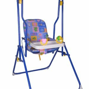 Mothertouch Garden Swing Blue-0