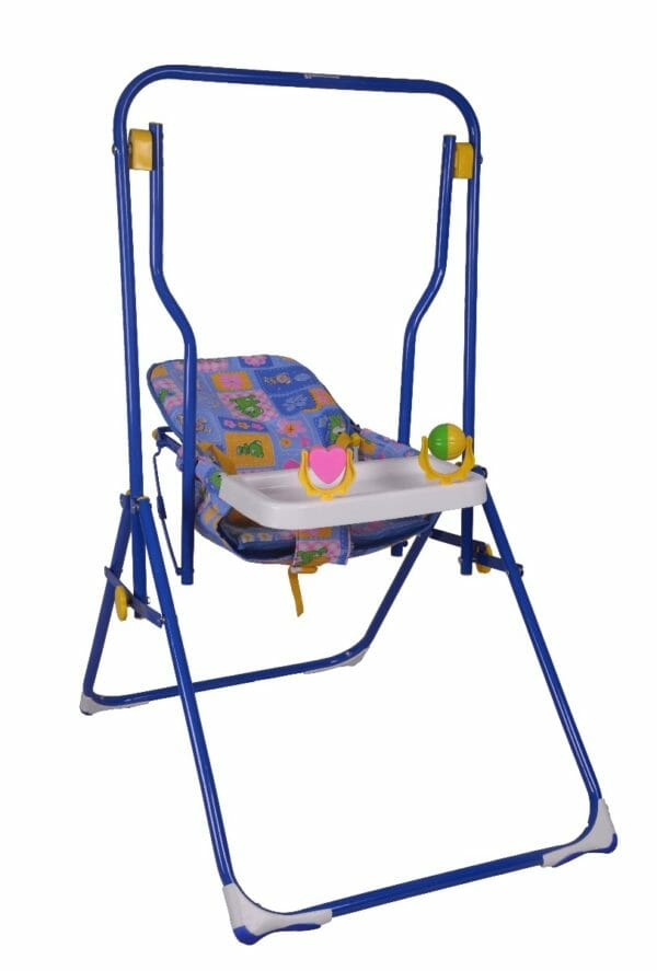 Mothertouch Garden Swing Blue-2620