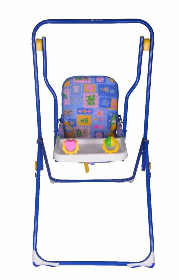 Mothertouch Garden Swing Blue-2621