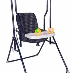 Mothertouch Garden Swing Dotted-0