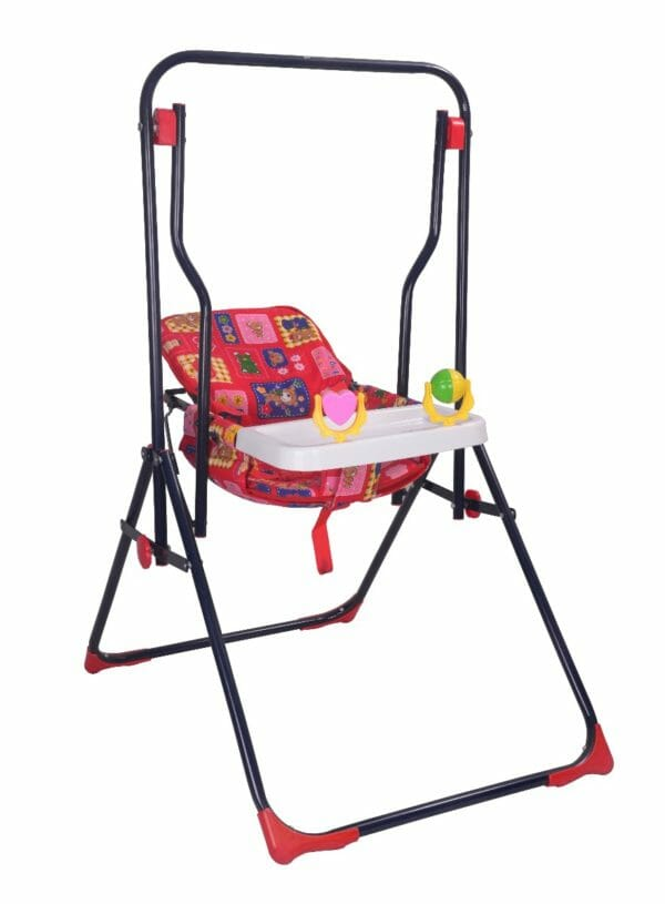 Mothertouch Garden Swing Red-2630