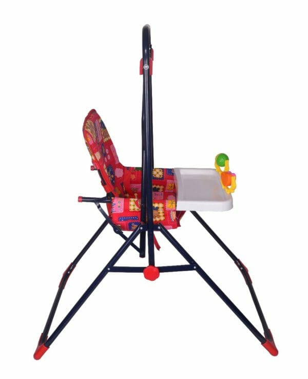 Mothertouch Garden Swing Red-2631