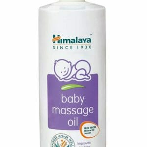 Himalaya Massage Oil 500ml-0