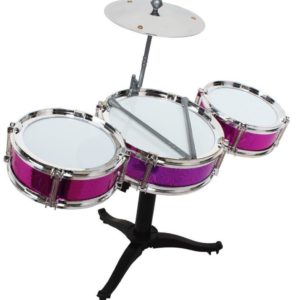Jazz Drum Set for kids -0