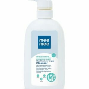 Mee Mee Anti-Bacterial Baby Liquid Cleanser (Cleanser - 300 ml - Bottle)-0