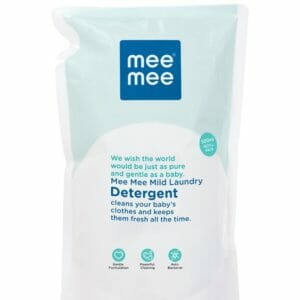 Mee Mee Mild Baby Liquid Laundry Detergent (300 ml - Bottle)-0
