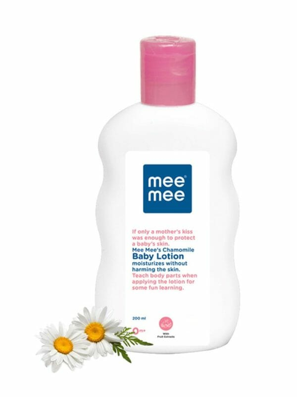 Mee Mee Moisturising Baby Lotion with Fruit Extracts, 200ml-0