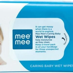 Mee Mee Caring Baby Wet Wipes-0