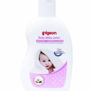 Pigeon Baby Milky Lotion (200ML)-0