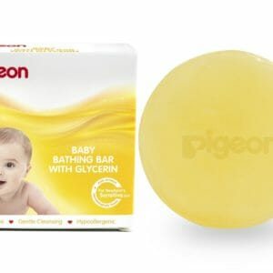 Pigeon Baby Transparent Soap (75g)-0