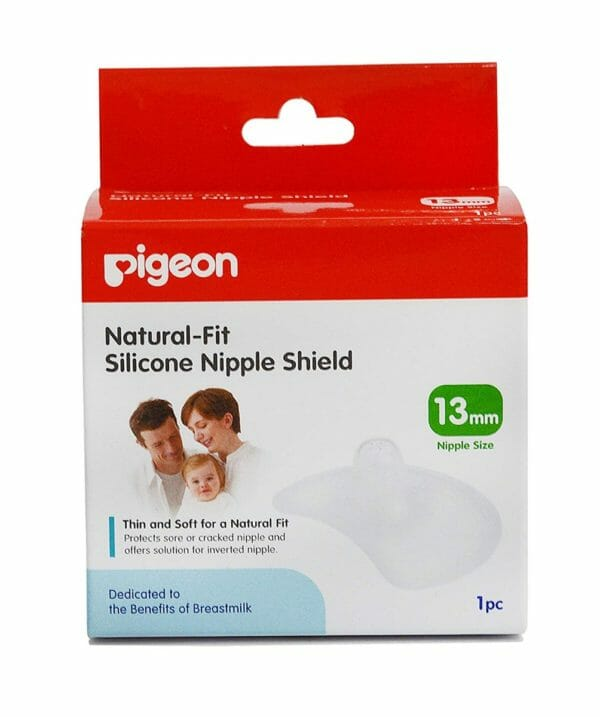 Pigeon Nipple Shield 1 pc-0