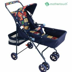 Mothertouch Pram DX-0