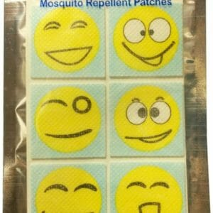 Quito Mos Mosquito Repellent Patches-0