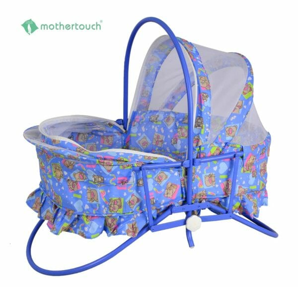 Mothertouch Rocking Cradle - Pink-2502