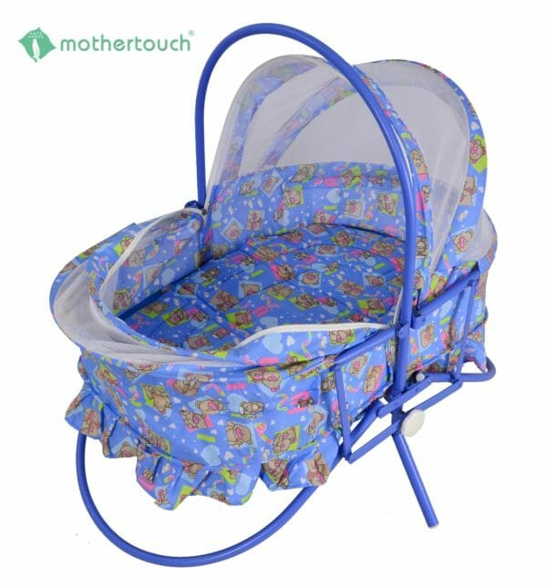 Mothertouch Rocking Cradle - Pink-2503