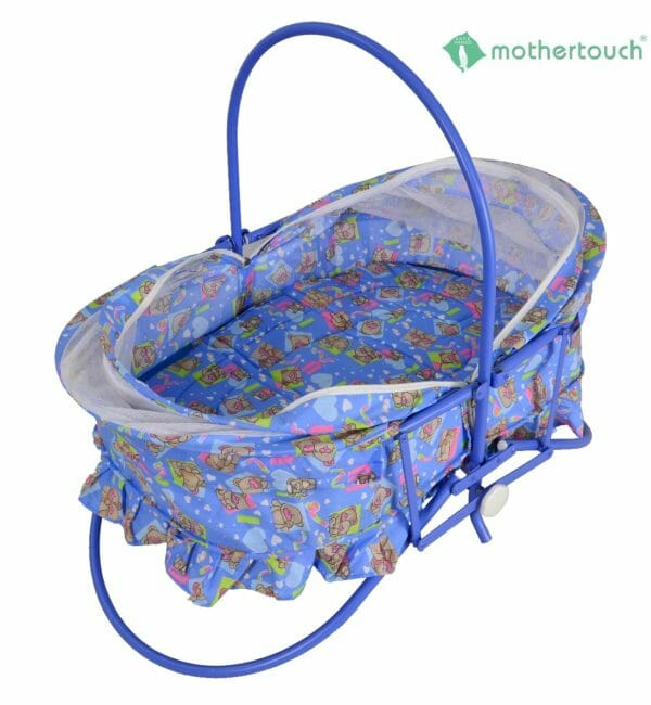 Mothertouch Rocking Cradle - Pink-2504