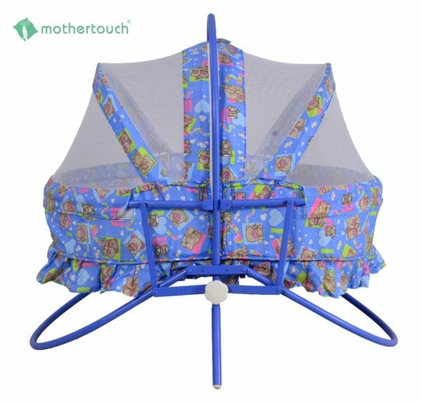 Mothertouch Rocking Cradle - Pink-2505